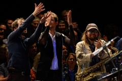 Jazzfest Berlin 2019. KIM Collective: The Mass of Hyphae. Foto: © HuPe-kollektiv (PB)